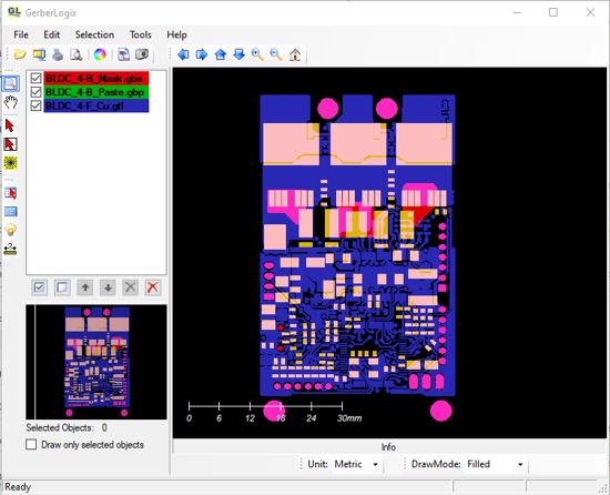 GerberLogix 3.5 Screenshot