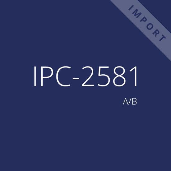 IPC 2581 Import