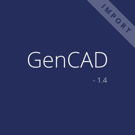 GenCAD Import